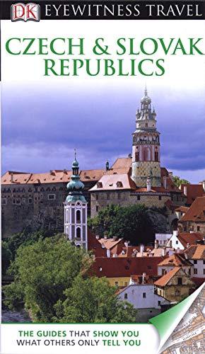 9781405358880: DK Eyewitness Travel Guide: Czech and Slovak Republics [Idioma Inglés]