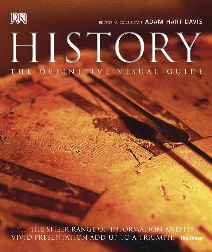 9781405359337: History: The Definitive Visual Guide - From the Dawn of Civilization to the Present Day