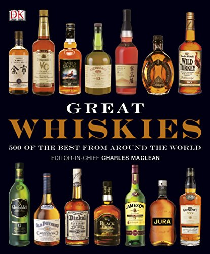 9781405360180: Great Whiskies (Dk Drink)