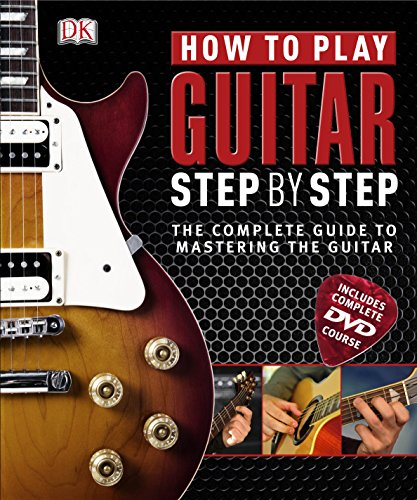 9781405360333: How to Play Guitar Step by Step