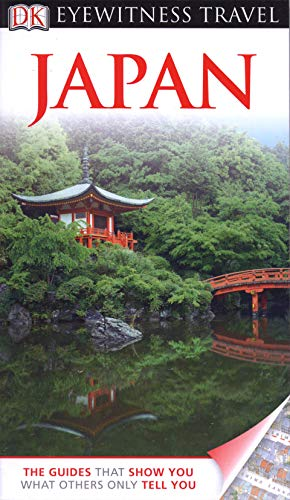 9781405360555: DK Eyewitness Travel Guide: Japan