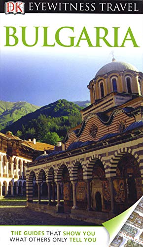 9781405360647: DK Eyewitness Travel Guide: Bulgaria