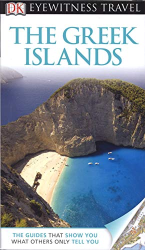 9781405360708: Greek Islands (DK Eyewitness Travel Guide)