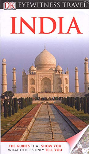 9781405360777: DK Eyewitness Travel Guide: India