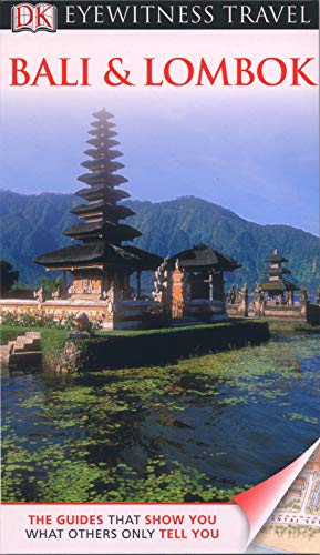 9781405360807: DK Eyewitness Travel Guide: Bali & Lombok
