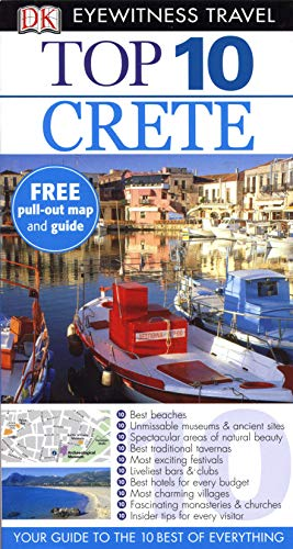 9781405360821: DK Eyewitness Top 10 Travel Guide: Crete (DK Eyewitness Travel Guide)