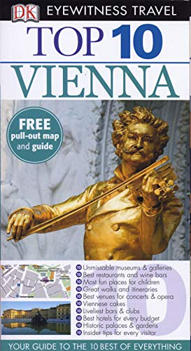 DK Eyewitness Top 10 Travel Guide: Vienna (DK Eyewitness Travel Guide)