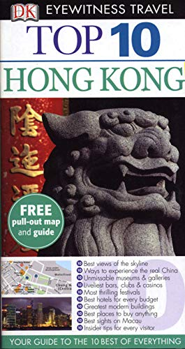 9781405360845: Top 10 Hong Kong [With Map] (DK Eyewitness Travel Guide)