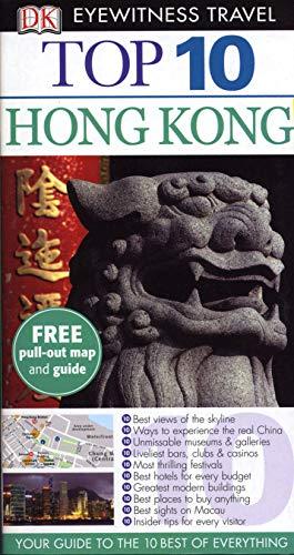 9781405360845: Top 10 Hong Kong [With Map] (DK Eyewitness Travel Guide)