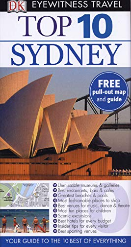 9781405360852: Sydney. Steve Womersley, Rachel Neustein (DK Eyewitness Travel Guide)