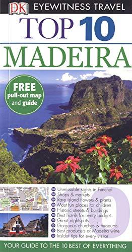 9781405360937: Top 10 Madeira (DK Eyewitness Travel Guide)