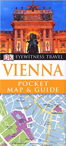 9781405361156: Vienna Pocket Map & Guide. (DK Eyewitness Pocket Map and Guide)