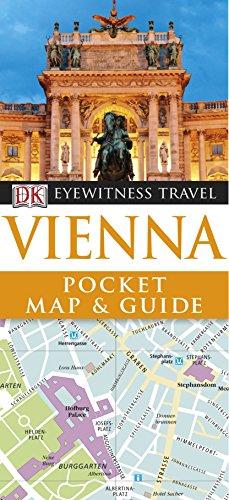 9781405361156: Vienna Pocket Map & Guide. (DK Eyewitness Travel Guide)