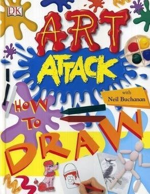 9781405361194: Art Attack: How to draw