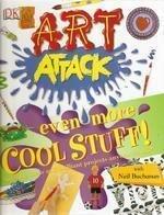 9781405361200: Art Attack- Even More Cool Stuff
