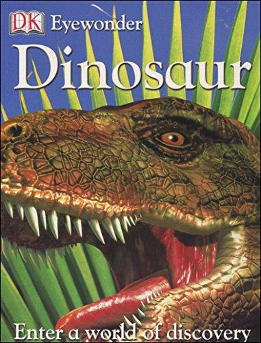 9781405361262: DK Eyewonder: Dinosaur
