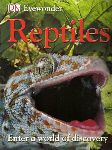 9781405361323: Eyewonder: Reptiles