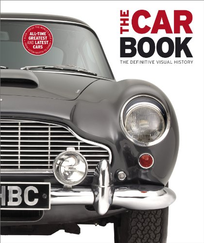9781405361750: The Car Book: The Definitive Visual History