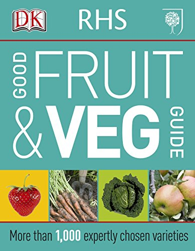 9781405361804: Rhs Good Fruit and Veg Guide.