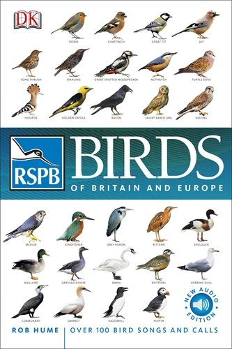 9781405362023: Rspb Birds of Britain and Europe