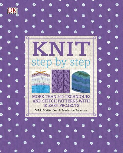9781405362139: Knit Step by Step