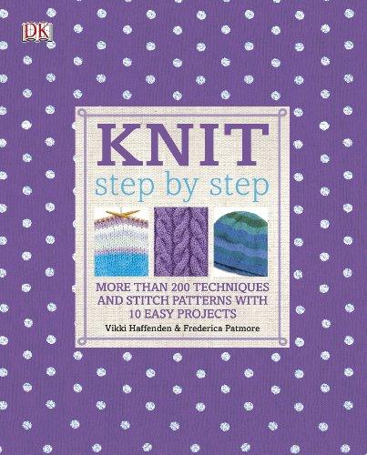 9781405362139: Knit Step by Step