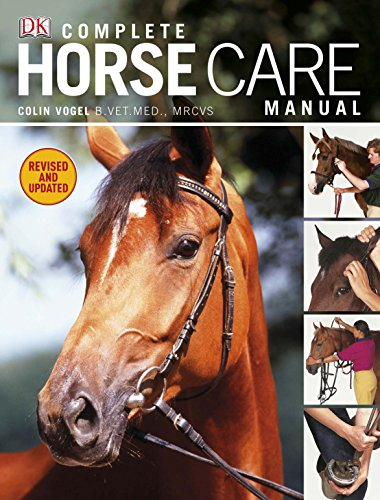 9781405362771: Complete Horse Care Manual