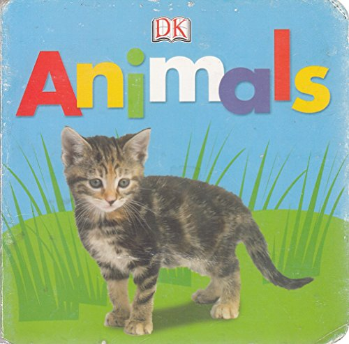 Animals Mini Board Book: n/a