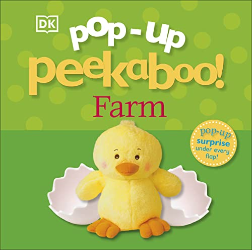 9781405362887: Pop-Up Peekaboo! Farm