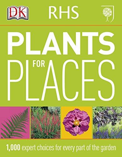 9781405362962: Rhs Plants for Places