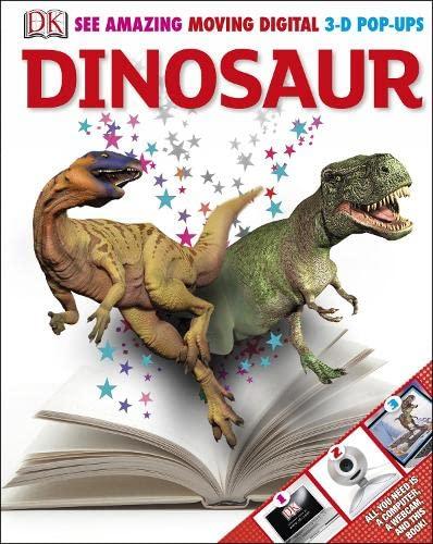 9781405363037: Dinosaur 3-D Pops