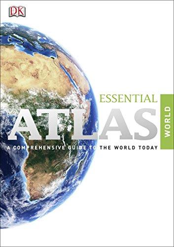 9781405363143: Essential Atlas of the World (World Atlas)