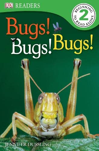 9781405363174: Bugs! Bugs! Bugs! (DK Readers Level 2)