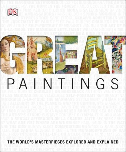 9781405363303: Great Paintings (Dk Art & Collectables)