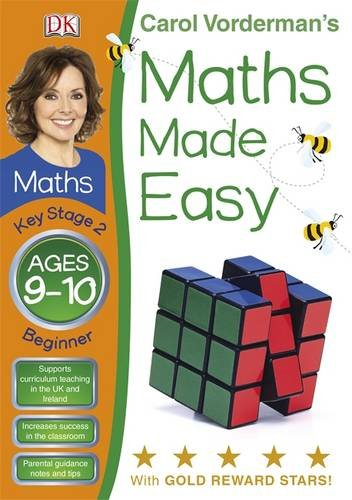 9781405363549: Carol Vorderman's Maths Made Easy, Ages 9-10: Key Stage 2, Beginner