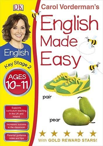 9781405363679: English Made Easy. Ages 10-11 (Carol Vorderman's English Made Easy)