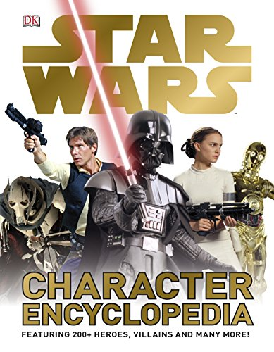 9781405363785: Star Wars Classic Visual Dictionary of Characters.