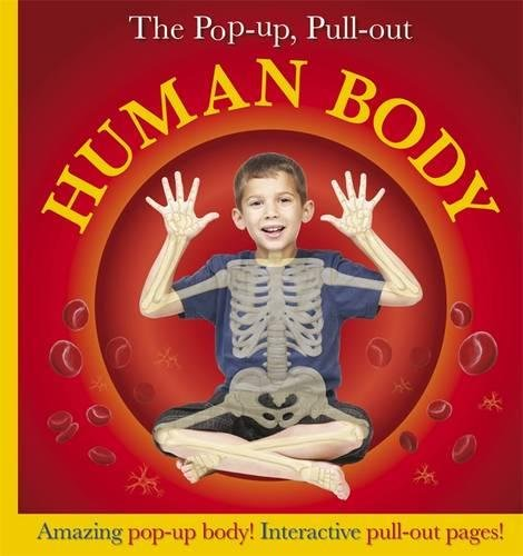 9781405364201: Pop-Up, Pull-Out Human Body.