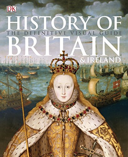 9781405364287: History of Britain and Ireland (Dk)