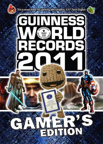 9781405365468: Guinness World Records Gamer's Edition