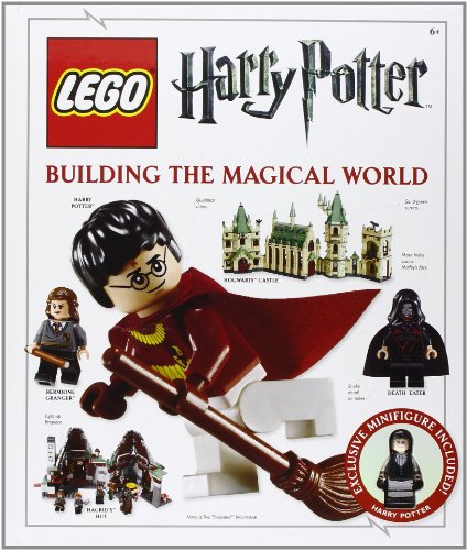 lego harry potter building the magical world: Elizabeth Dowsett