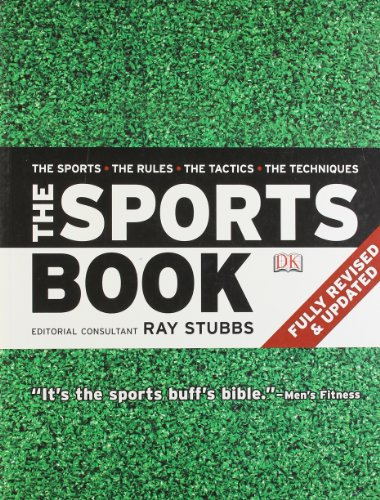 9781405367417: The Sports Book: The Sports, the Rules, the Tactics, the Techniques. (Dk)