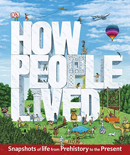 9781405367905: How People Lived.