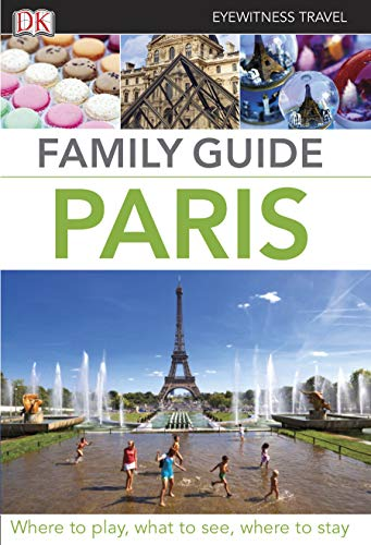 9781405367967: Eyewitness Travel Family Guide Paris