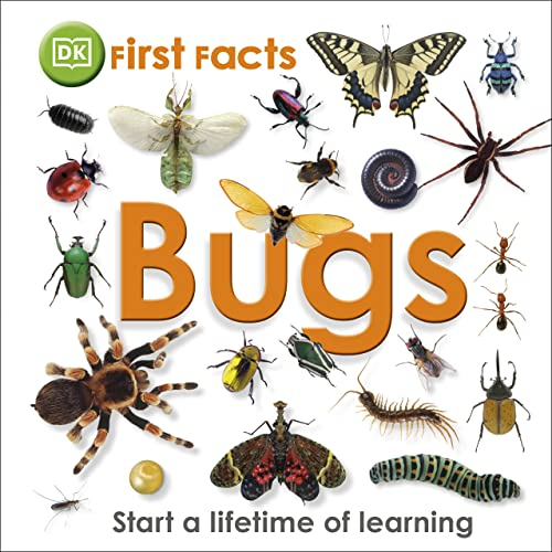 9781405368131: First Facts Bugs
