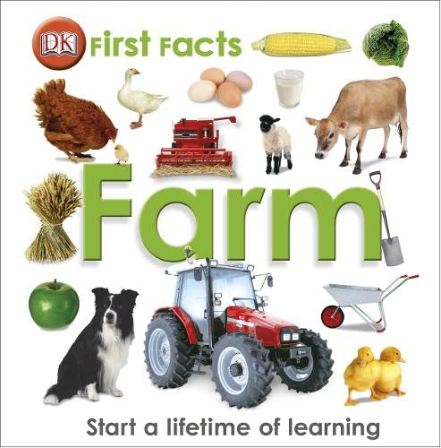 9781405368148: Farm. (First Facts)