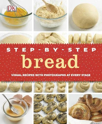 9781405368254: Step-By-Step Bread