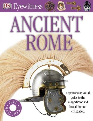 9781405368322: Ancient Rome (Eyewonder)