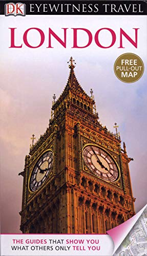 Eyewitness Travel London (DK Eyewitness Travel Guide): DK