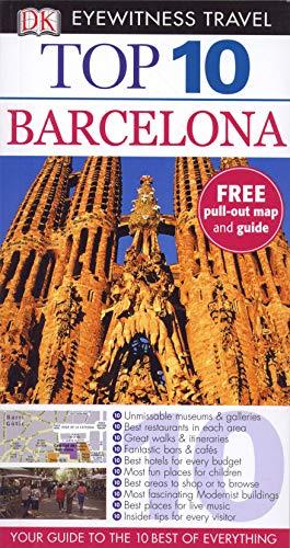 9781405369022: Top 10 Barcelona. (DK Eyewitness Travel Guide)
